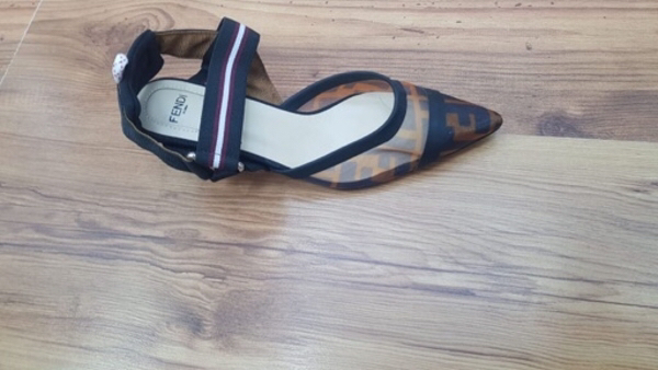 Used Fendi sandal in Dubai, UAE
