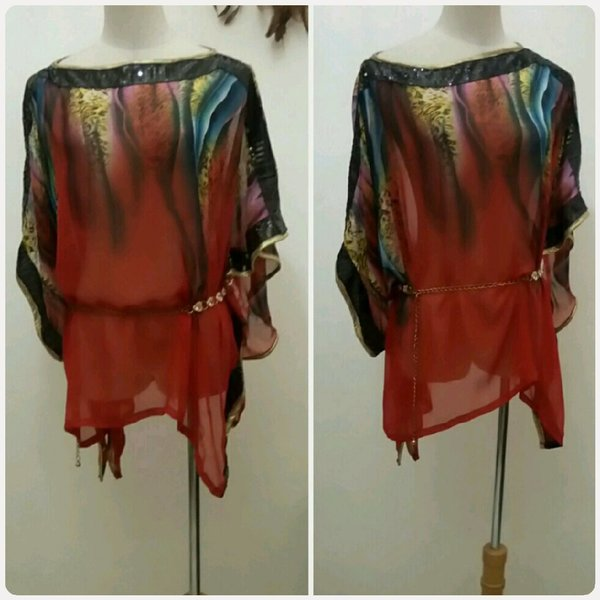 Used Top fashions red in Dubai, UAE