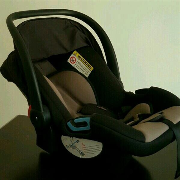 Used Baby Stroller and car seat. Used once  in Dubai, UAE