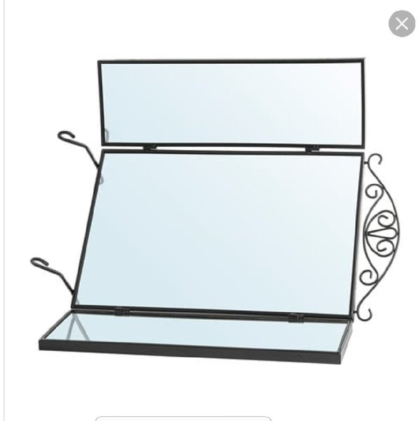 Used IKEA mirror in Dubai, UAE