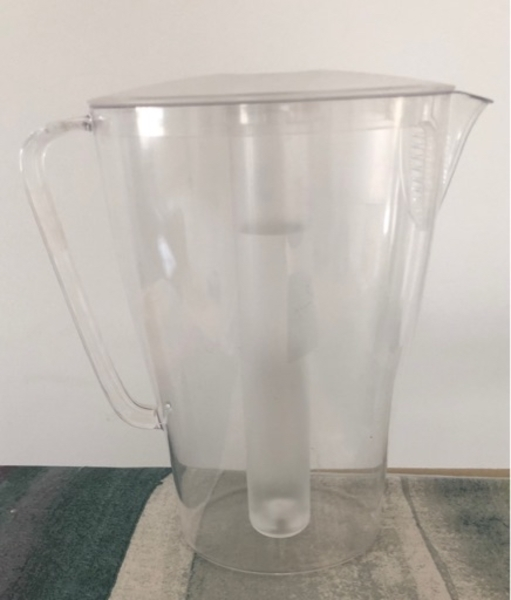 Used IKEA Transparent Jug with Lid in Dubai, UAE