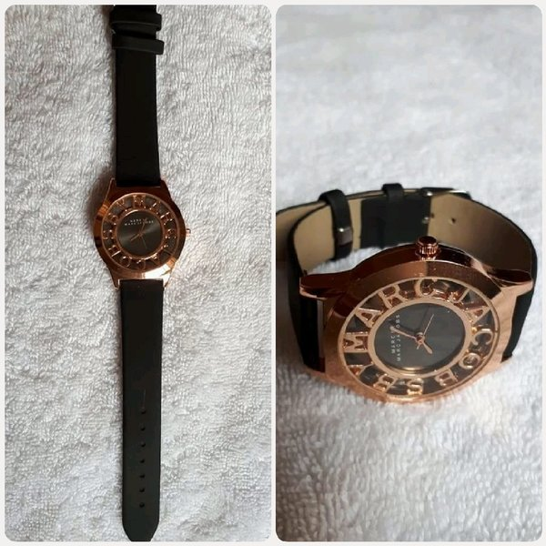 Used Black watch by Marc Jacobs for girl in Dubai, UAE