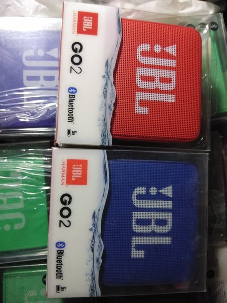 Used JBL GO2  BIG OFFER BLUETOOTH SPEAKER in Dubai, UAE
