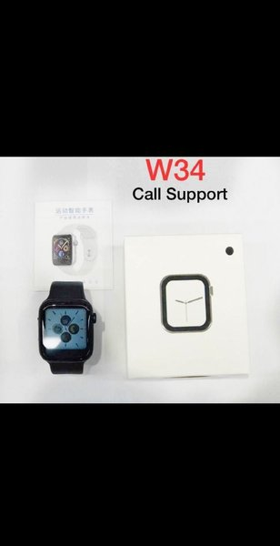 Used W34 SMART WATCH SERIES 5 NEW BOX in Dubai, UAE