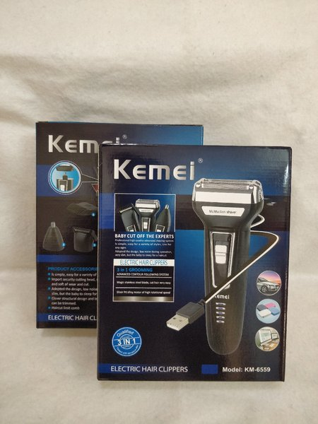 Used KEMEI 3 IN 1! NEWW in Dubai, UAE