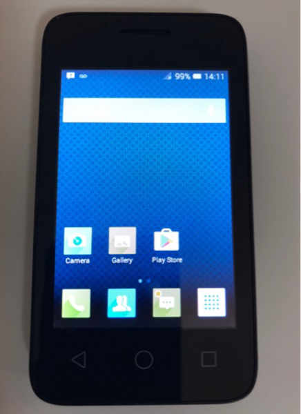 Alcatel Android Phone