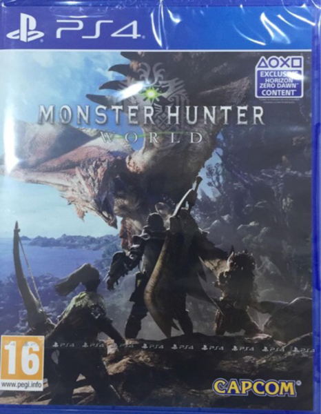 Used PS4 monster hunter  in Dubai, UAE
