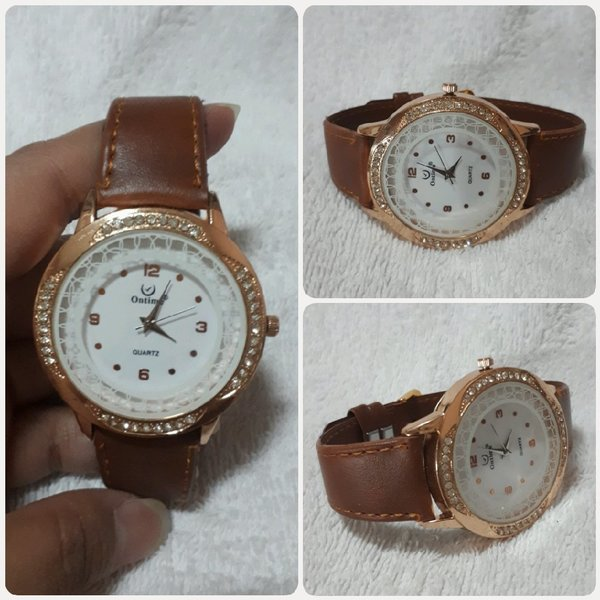 Used New ONTIME watch brand new.. in Dubai, UAE