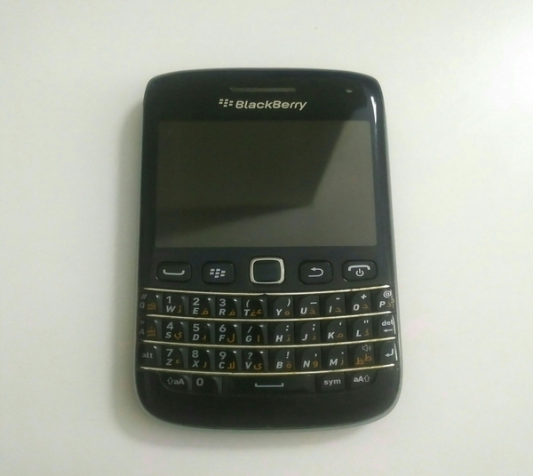 Used Blackberry Bold - used with small scratc in Dubai, UAE