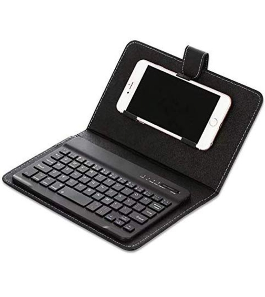 Used Wireless keyboard, black ! in Dubai, UAE