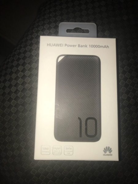 Used HUAWEI Power Bank 10000mAh in Dubai, UAE