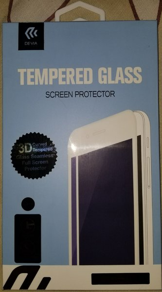 Used DEVIA TEMPERED GLASS FOR NOTE8 in Dubai, UAE