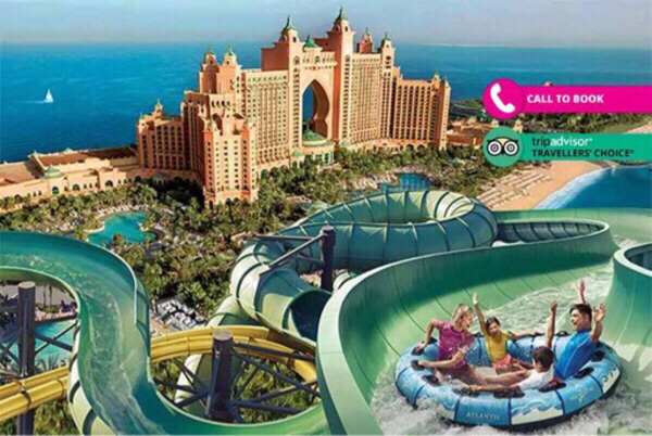 Used IMG WORLD OF ADVENTURE 4 tricket sale in Dubai, UAE