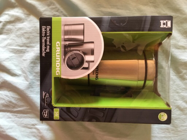 Used Electrical travel mug  in Dubai, UAE