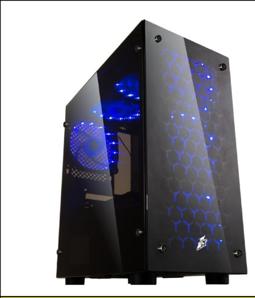 Used 1STPLAYER mini atx Case in Dubai, UAE