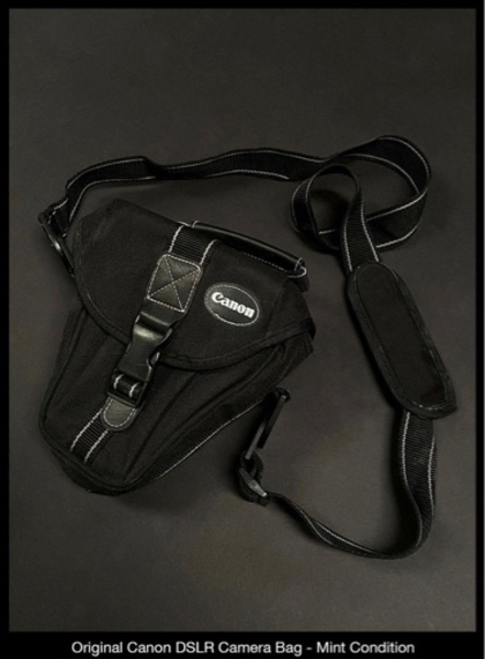 Used Original Canon DSLR Bag in Dubai, UAE