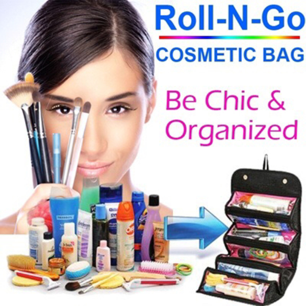 Used Roll and go cosmetic bag in Dubai, UAE