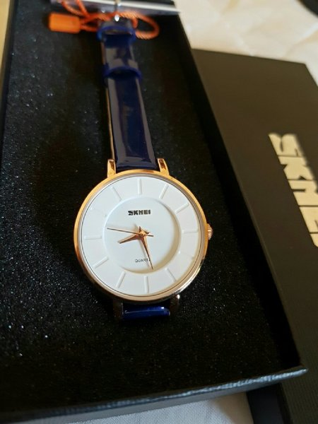 Used SKMEI Fashion Leather Watch for Ladies in Dubai, UAE
