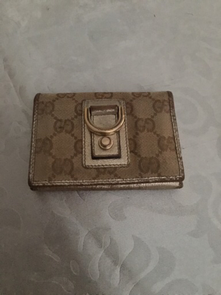 Gucci Authentic Small Wallet/Card Holder