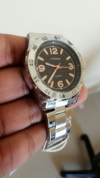 Used Sinobi Limited Edition Watch- Black Dial in Dubai, UAE