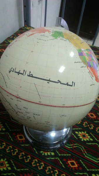 Used World map in Dubai, UAE
