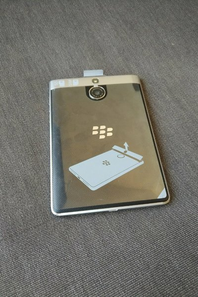 Used Blackberry Passport Silver Edition - New in Dubai, UAE