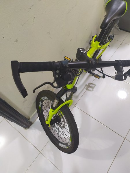Used Bicycle like New Used for a few times in Dubai, UAE