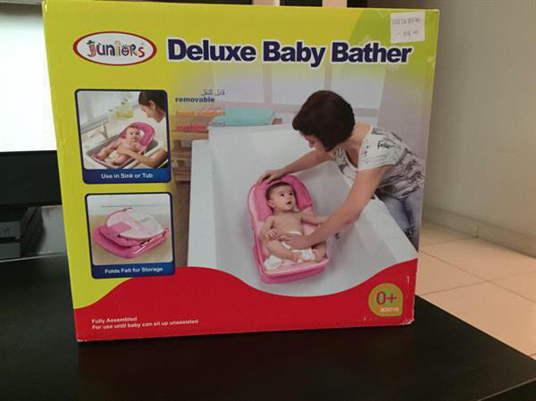 Used Brand New #Baby#Bather.  in Dubai, UAE