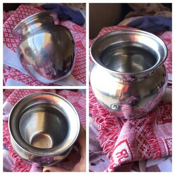 Used Free💥ceramic dish &steal bowl swipe👉👉 in Dubai, UAE
