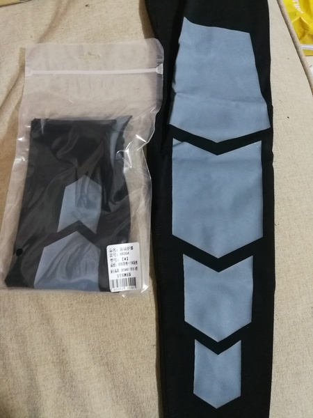 Used New knee compression sleeves size M in Dubai, UAE