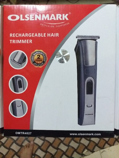 Used Olympic Hair Trimmer Long Time Battery in Dubai, UAE