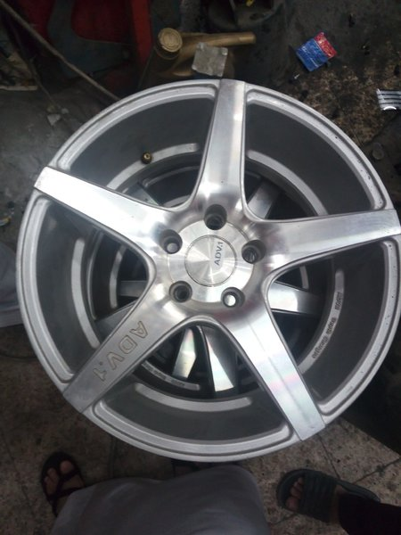 Used 17 nuber ring for car price 700 in Dubai, UAE