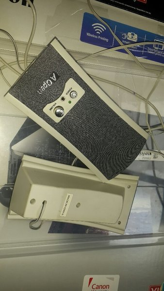 Used Speakers Set in Dubai, UAE