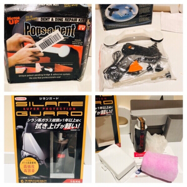 Used Pops-a-Dent & Wallet Ninja & Wilson.. in Dubai, UAE