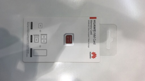 Used huawei 128 nano memory card  in Dubai, UAE