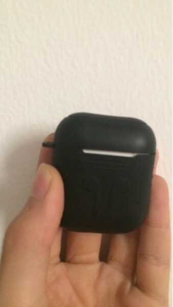 Used AirPods clone 1:1 copy with cover in Dubai, UAE
