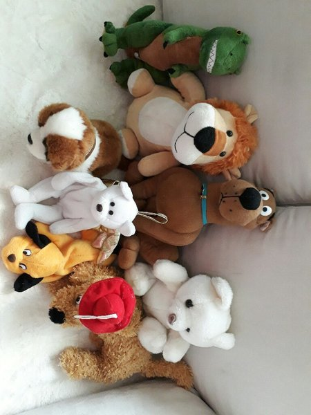 Used Soft toys good condition in Dubai, UAE
