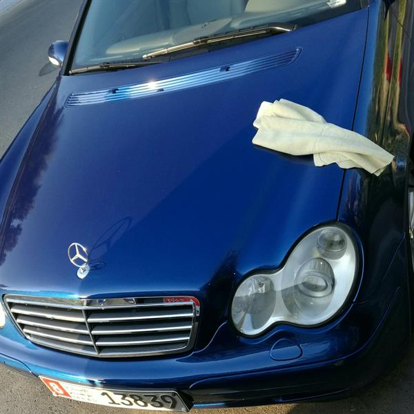 Used Mercedes benz C200 five door very good condition buy ergently lady driver in Dubai, UAE