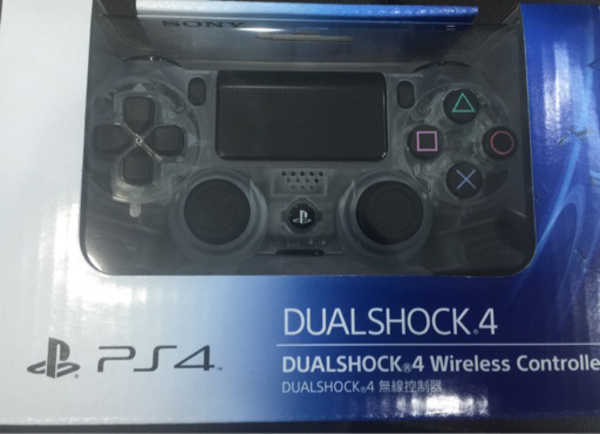 Used Crystal controller for playstation 4 in Dubai, UAE