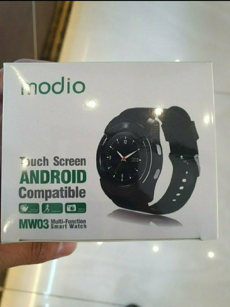 Used .smart . Watch.  Ne.w.silver in Dubai, UAE