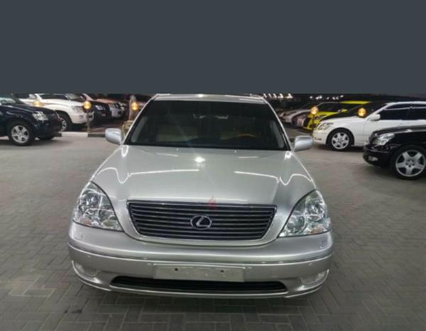 Used Lexus LS430 Wared Germany Contact Me On 0521222238 in Dubai, UAE