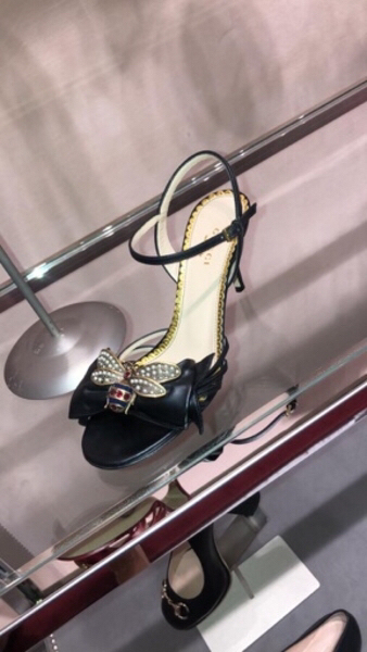 Used Gucci high heels in Dubai, UAE