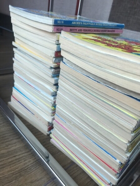 Used Archie Comic Collection -Over 50 comics! in Dubai, UAE