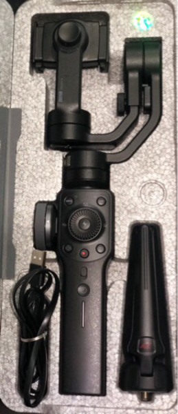 Used Zhiyun Smooth 4 (Smartphone Stabilizer) in Dubai, UAE