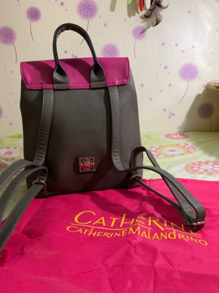 Used CATHERINE MALADRINO LADIES BACKPACK in Dubai, UAE