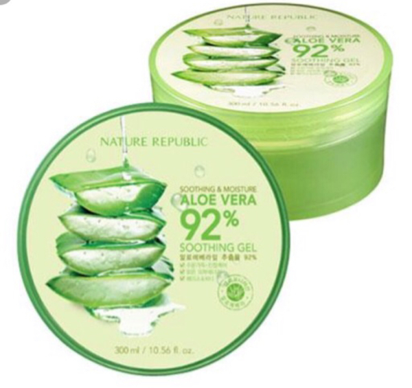 Used Nature Republic Aloe Vera Soothing Gel in Dubai, UAE
