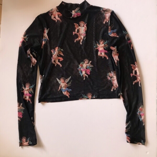 Used Top size large for women in Dubai, UAE