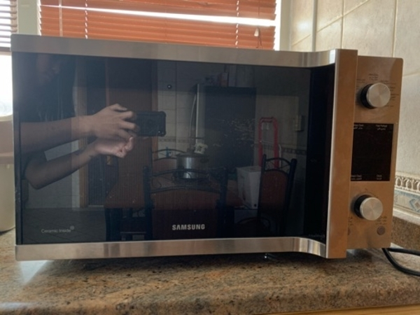 Used Samsung Convection Microwave Oven in Dubai, UAE