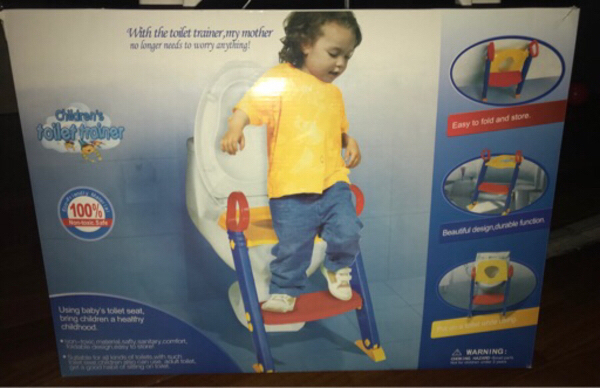 Used Baby Toilet Trainer in Dubai, UAE