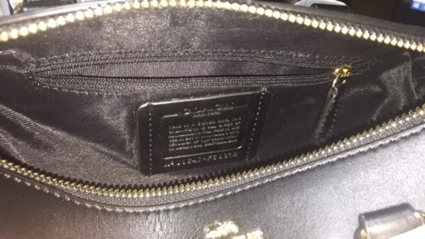 Used Coach Doctor's bag and watch included in Dubai, UAE
